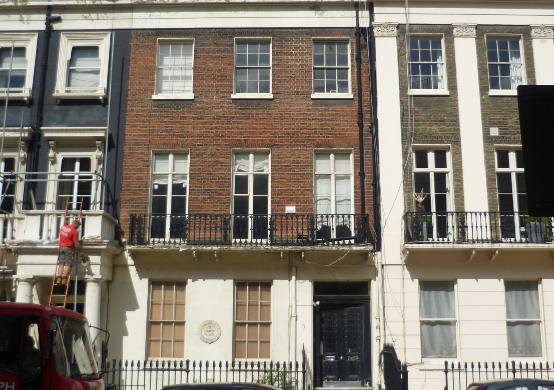 Projects Eaton Place